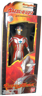 ultraman mebius model