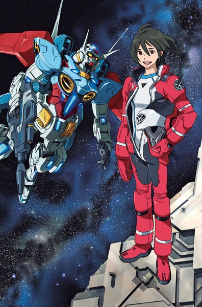 DVD : Gundam Reconguista in G : เรคอนกิสต้า Collector Edition Vol.03 0
