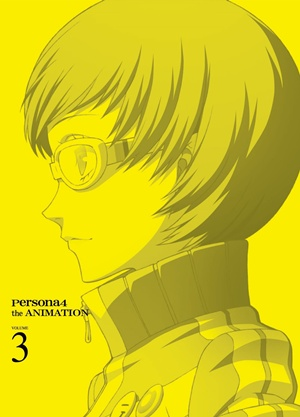 DVD : PERSONA 4 THE ANIMATION VOL.03 1