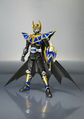 Kamen Rider Ryuki: Wing Knight Survive Action Figure (S.H. Figuarts) (Dragon Knight) (Figures) 1