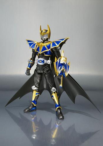 Kamen Rider Ryuki: Wing Knight Survive Action Figure (S.H. Figuarts) (Dragon Knight) (Figures) 1