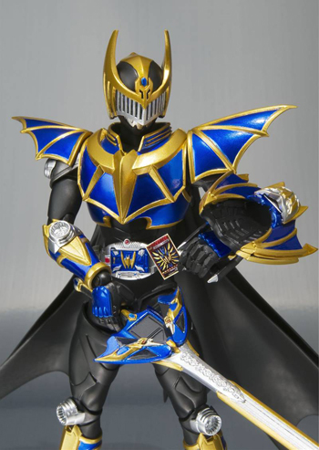 Kamen Rider Ryuki: Wing Knight Survive Action Figure (S.H. Figuarts) (Dragon Knight) (Figures) 2