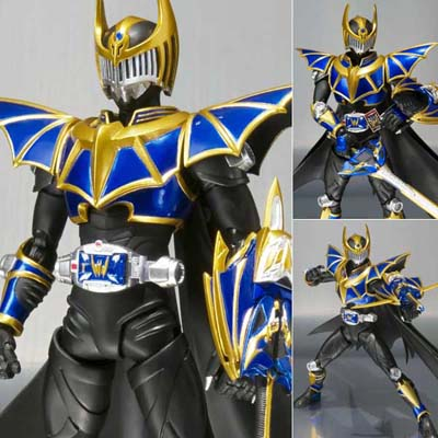Kamen Rider Ryuki: Wing Knight Survive Action Figure (S.H. Figuarts) (Dragon Knight) (Figures) 4