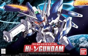 Gundam : BB 384 Hi-v Gundam rx-93-V2 Hi