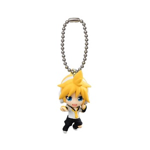 Gasha Hatsune Miku Swing Winter Edition : Kagamine Len 0