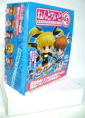 Hot-Hit Japanese Figure : Good Smile : Nendoroid Petite: Magical Girl Lyrical Nanoha The MOVIE 1st 12 Pieces (PVC Figure) 0