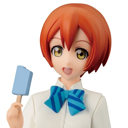 Love Live! Hoshizora Rin After School Break Figure 1